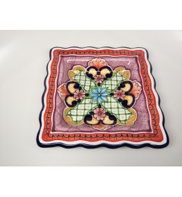 Talavera Tray 8.6 Inches