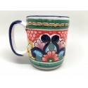 Talavera Cup and Plate Set