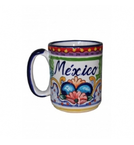 Personalized Talavera Cup