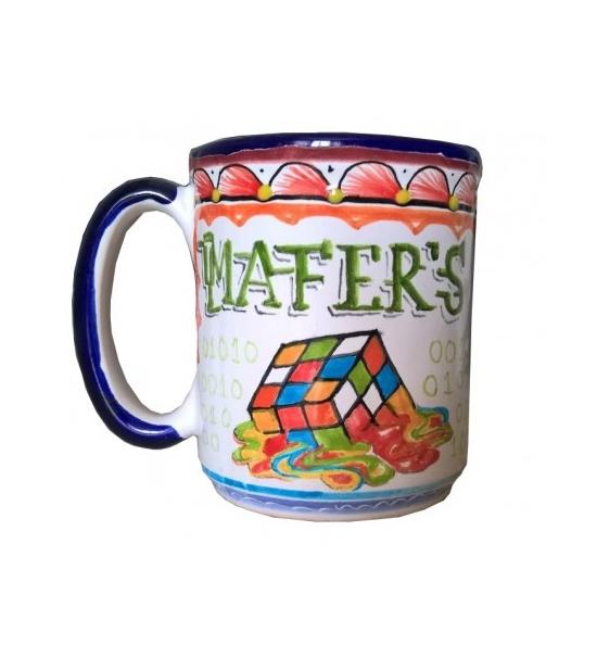 Personalized Talavera Mug