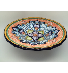 Talavera Fruit Bowl - Shell Shape