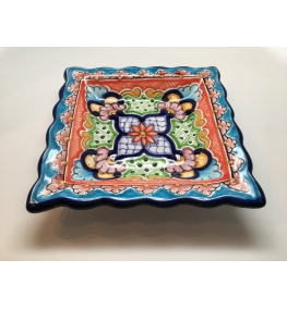 Talavera Small Tray - 6 inches