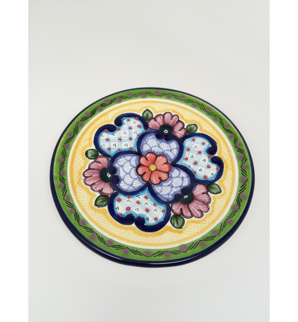 ... Cup and Plate Set ...  sc 1 st  Arte Cruz Talavera & Talavera Cup and Plate Set