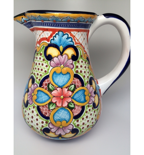 Talavera Pitcher
