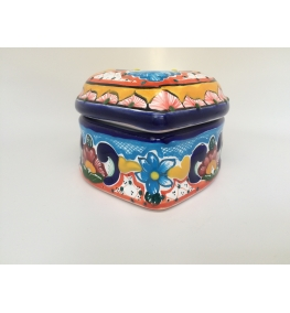 Heart jewelry box 3.15 inch